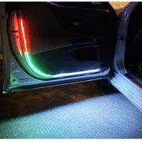 120 سنتيمتر باب السيارة الظل ضوء العالمي اللاسلكي الصمام العارض مجاملة خطوة الأنوار ترحيب الليزر شعار مصابيح طقم الطوارئ