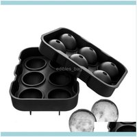 Cream Kitchen Tools Kitchen, Dining Home & Gardenlarge Maker Sile Mold 6 Cell Big Sphere Ice Ball Cube Tray Whiskey Wine Cocktail Party Bar