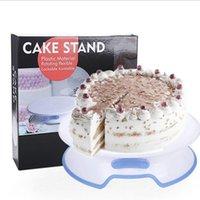 A giro da giro do bolo da ferramenta de cozimento com borda antiderrapante pode ser ferramentas fixas da pastelaria de bloqueio de laminação