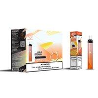 100% Original AIM K05 Disponeable E Cigarrillo E With 400mAh Cartucho de 3ml 600puffs Vape Pen Aokit Glow Stick Bar Air Bar Lux Bang XXL