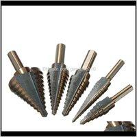 Bit Buche multiple 50 Taglie PASSAGGIO BIT DRILL SET + Custodia in alluminio OT6DE MKMZV