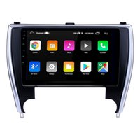 10.1 inch HD Touchscreen Car Android Video GPS Navigation Radio for 2015-Toyota Camry(America version) with Bluetooth support Carplay TPMS