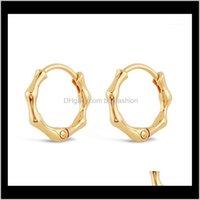 & Earrings Jewelrygeometric Simple 925 Sterling Sier Jewelry Wholesale Mini Small Hie Hoop Earring 9251 Drop Delivery 2021 Ntycy