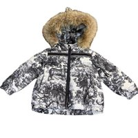 Down Coat Children Cotton Jackets For Boys 2021 Winter Fashion Hooded Thick Coats Kids Teen Parkas Outerwear