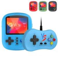 Mini Palmare Game Console Can Store 620 Retro Games 2.8 pollici Colore schermo LCD Player video per bambini regalo K21 giocatori portatili