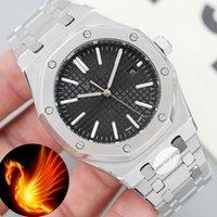 41mm Saatler Tasarımcı Erkekler Otomatik 2813 Hareketi En Kaliteli Moda Spor Erkek Saatı