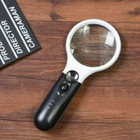 Handheld Magnifying Glass Decorative Mirror For Home Desk De...