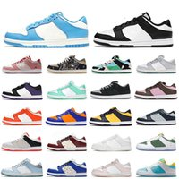 Dunks Low Coast Michigan Running Shoes for men women Chunky Dunky University Blue Syracuse Valentines Day womens Classic Lows trainers outdoor sports sneakers 36-45
