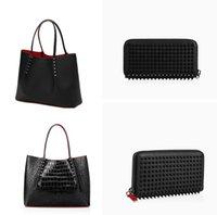 2pic / set Woman Bolsbags Lady Luxurys Bag Top Totes de moda Moda Composite Hombres Hombres Cuero genuino Señoras Bolsas de bolsos