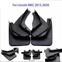 4Pcs Car Mud Flaps For Lincoln MKX MKC MKZ Corsair Aviator Navigator Nautilus Continental 2015-2020 Splash Guards Mudguards