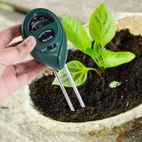 Analog Toprak Nem Ölçer Bahçe Tesisi için Higrometre Su PH Test Cihazı Aracı Arka Işık Kapalı Açık Pratik FFA1993