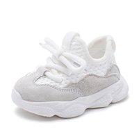 Aogt Primavera / Autumn Baby Girl Girl Boy Toddler Scarpe Casual Infant Sport Scarpe Soft Bottom Comfortable Traspirante Kid Sneaker 201130