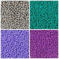 3mm 300 pcs rosa multicolor czech vidro de vidro espaçador espaçador Áustria Crystal Round Beads para crianças Jóias DIY Fazendo Accessorie 844 T2