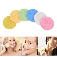 Sponges, Applicators & Cotton 10Pcs Soft Facial Wash Puff Cleanser Comfortable Sponge Spa Exfoliating Face Care Tool Cleaning Compression