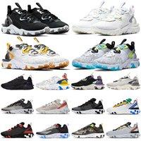 87 Ayakkabı Kamuflaj Jade Tozlu Şeftali Kraliyet Ton Üçlü Siyah Moda Erkek Eğitmenler Sports spor ayakkabılar Boyut 36-45 Running Eleman 55 erkekler kadınlara tepki