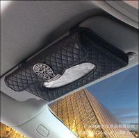 Automobils Saugbox Sitz Sonnenschirm Hängen Croxin personalisierte kreative kreative Herrenautogewebe