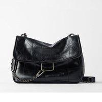 Luxury Handbags Women Bags Designer Vintage Shoulder Bag Chain Messenger Soft Flap Crossbody Pack Purse Duffel