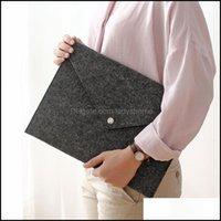 Products Business & Industrialdurable Button Folders Filing Supplies A4 Felt File Pocket Creative Portable Archival Bag School Office Articl