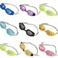 Party Favore Bicchieri da nuoto Generale per adulti e bambini Goggiglio di formazione con tappo per tappo auricolari Goggiglio di immersioni regolabili T9i001293
