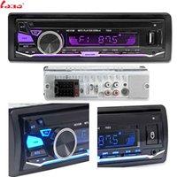 Labo 12V Bluetooth Car Radio Player Stereo FM MP3 Audio 5V-Chargeur USB SD MMC Auto Electronics In-Dash Autoradio 1 Din No CD