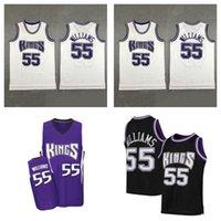 Basketball Jersey55 Jason Williams genäht
