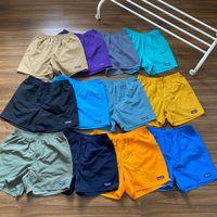¡PATAGONIA! Pantalones cortos de playa de verano Casual High Qualit en el exterior Running Secalado rápido para hombres y de la rodilla de las mujeres 12Colore