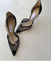 Yaz Marka Arı Kristal Elbise Ayakkabı Bezemesi Sivri Toe Sandalet Kadınlar PVC Bayan Düğün Düzenle Düğün Düzenleme Gelin Rahat Yürüyüş AB35-43