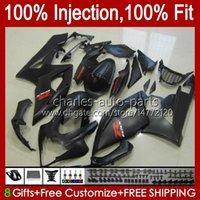 Bodywork pour Suzuki mat mâle Hot GSXR-1000 K5 GSXR1000 05 06 Kit de corps 11HC.95 GSX R1000 GSXR 1000 2005 2006 GSX-R1000 05 06 Catériel + COWL