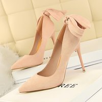 2022 Top Quality Women Shoes Red Bottoms So Kate Styles 10.5cm High Heels Nude Color Genuine Leather Point Toe Pumps