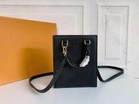 Luxurys Designer Taschen Mode Handtaschen Frauen Messenger Petit Sac plat Handtasche Monogramme Noten Packung am Pool Schulter Crossbody Bag