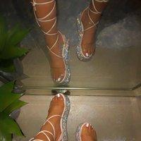 Sagace الصيف الأحذية امرأة مفتوحة تو الصنادل تنفس خنق صندلاس دي فيرانو بارا موهير الصليب الشريط zapatos