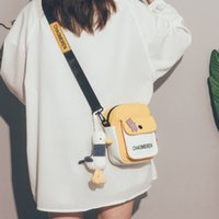 Feminino Luxurys BagsFashion Luxurys 2020 Bagsbag New Cute Girl Student's Messenger Bag