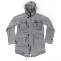 Topstoney Konng Gonng Bahar ve Yaz Ince Ceket Moda Marka Islend Coat Açık Güneş Kanıtı Rüzgarlık Güneş Kremi Giyim Su Geçirmez003