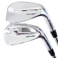 Männer Golfclubs MP-20 Irons Set 9-9 P Rechtshänder Club Eisen R oder S Flex Stahl und Graphitwelle Free Shippin