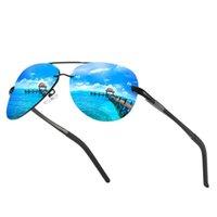 Outdoor Eyewear Polarized Sunglasses Men's Driving Camping Hiking Fishing Classic Sun Glasses Sports UV400 Cycling Bike 6 Color