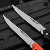 Key Shape Mini Folding Knife Fruit Knife Multifunctional Key Chain Knife Outdoor Saber Swiss Self-Defense Knives EDC Tool Gear OOD6336