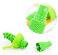 Herramientas de frutas Accesorios de cocina Creative Lemon Sprayer Fruits Juice Citrus Lime Juicer Spritzer GWE6503