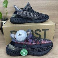 TOPT Quality Cinder Earth Asriel Running Shoes Yecheil Yeshaya Zyon Zebra lino de lino estático para hombre zapatillas deportivas para mujer con caja