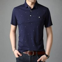 YMWMHU Fashion Hommes Shirte Chemise Coton À Manches courtes Été Mince Tops Casual Style coréen pour les vêtements mâles Tolos hommes