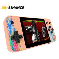 Portable Game Players Console G3 Built In 800+ Games 3.5 Inch HD Large Screen Long Battery Life Two-Player For Gift