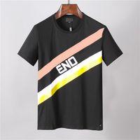 Летние мужские дизайнеры футболка повседневная мужчина женские свободные тройники с буквами Печать с короткими рукавами Топ продажа модных мужчин футболки размер M-XXXL