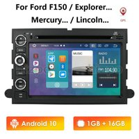 Player IPS 7'' Android 10 Car DVD For 500 F150 Explorer Edge Expedition Mustang fusion Freestyle Radio Stereo GPS Navi TPMS