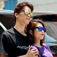 Bobo Bird Luxury Sunglass Polarized Eye Wear Women Men with Poison Wood Box Dropshipping U-DG16