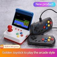 Handheld Mini FC Game Console A6 Joystick Arcade Portable Arcade Video Game Box Vintage Nostalgia Game Playing Machine