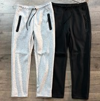 2021 spring summer designer Sweatpants Mens Red stripes Pants famous letter print Casual Footwear NEW TECH FLEECE joggers trousers