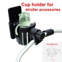Stroller Parts & Accessories Baby Organizer Coffee Cup Holder With Phone Case Cover Milk Water Bottle Rack For Tricycle Bicycle Bike Pram Pu