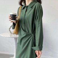 Casual Dresses Muslim Summer Woman Long Sleeve Dress Sundress Traf Clothing Clothes Girl Basic Printing Embroidery Lady Vintage Elegant