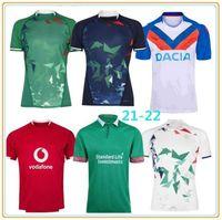 2021 Top Leons Britannici e Irish Lions Rugby League Jersey Home National Team Shirt01