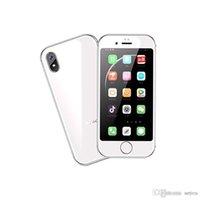 "2022 i8 2.5"" MTK6580 2GB+16GB GPS WIFI Mini Whatsapp Smartphone Google Play Android Cell Phone Unlocked 32GB TF free videos mobile phones"