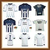 2021 2022 Мексика Лига 75-й Монтеррей Футбол Джетки Rayados Limited Edition Футбольная футболка Монтерей Джерси Д. Пабон R.funes Mori Mailoot de op